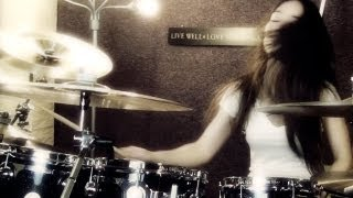KILLSWITCH ENGAGE - THE END OF HEARTACHE - DRUM COVER BY MEYTAL COHEN