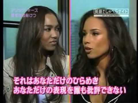 Crystal Kay interviews Alicia Keys