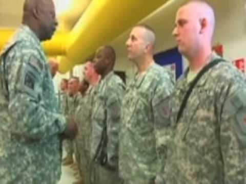 Gen. Austin Visits Basra