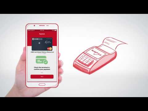 How to make payment via CIMB Pay App?