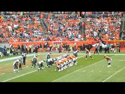Eagles @ Denver Broncos...TD D. Thomas the second....:)