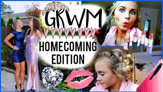 Get Ready With Me | Homecoming
