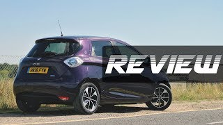 2018 Renault Zoe Review - an EV for everyday life?