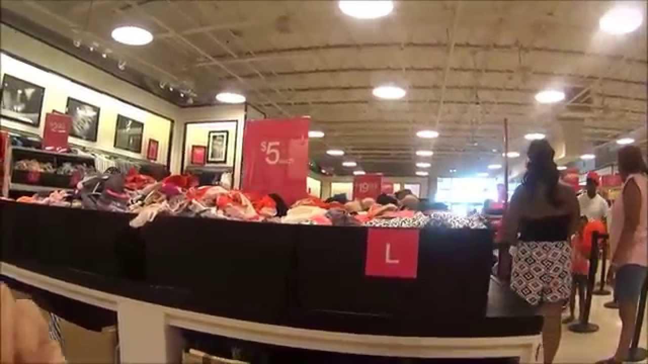 d92706d0a1d09 Victoria s Secret (Outlet Orlando Premium International Drive) - YouTube