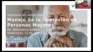 2da reu EMC 2021 SOCHITAB - Depresión en adulto mayor