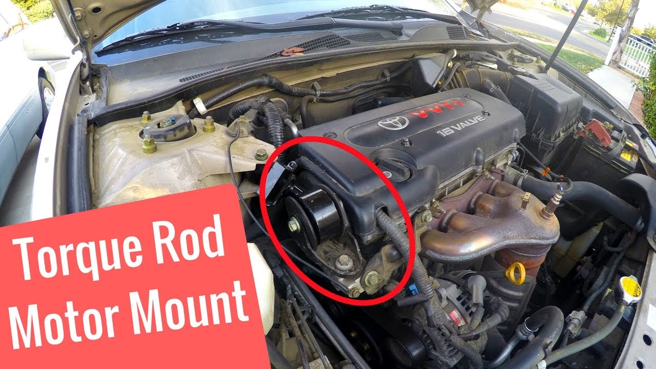 Maxresdefault on Toyota Camry Motor Mount Replacement