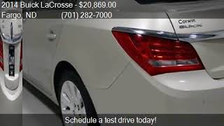 2014 Buick LaCrosse Leather AWD 4dr Sedan for sale in Fargo,