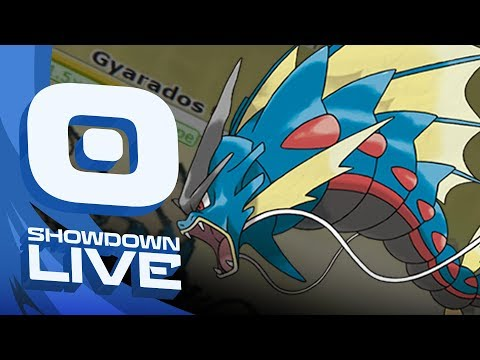 """MEGA GYARADOS BREAKS THE MOLD!"" Pokemon Ultra Sun & Moon! OU Showdown Live w/PokeaimMD"