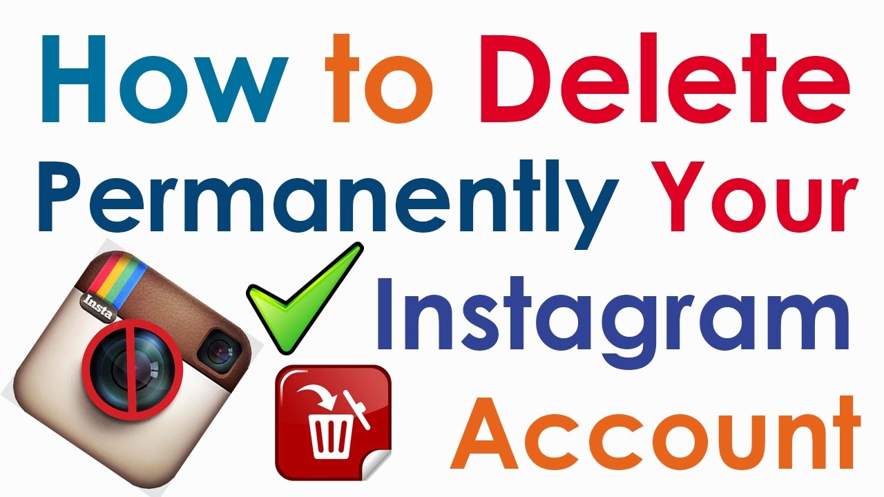 How to permanently delete your instagram account hindi how to permanently delete your instagram account hindi ccuart