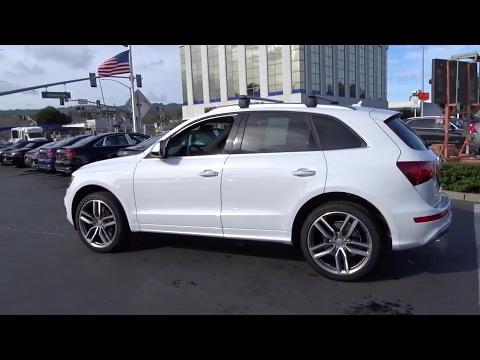 2016 Audi Sq5 San Francisco Bay Area Peninsula East Bay