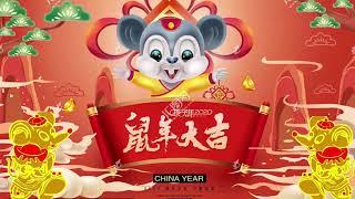 Chinese New Year Music 2020 歡樂新春 2020 Beautiful Chinese Music