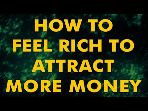 How To Feel Rich To Attract More Money ! Pradeep Aggarwal