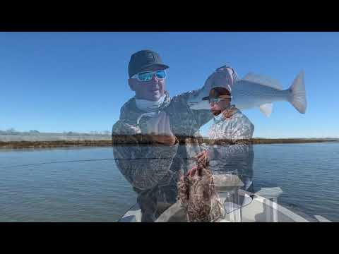 DockSide TV 'Fishing Super Low Water'