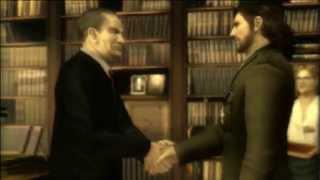Лучший финал в истории видеоигр - MGS 3. Предыстория Metal Gear Solid V: Phantom Pain и Peace Walker