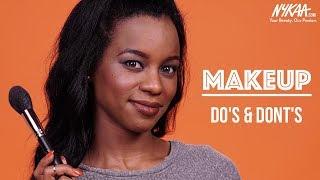 Makeup Do's & Don'ts For Dusky Skin Ft. Asli Alex  | Nykaa