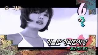 96년 10월 3주 가요톱10 순위 thumbnail