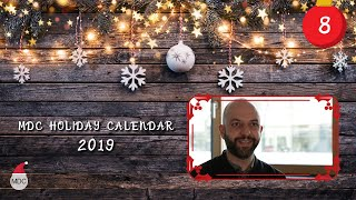 "MDC Holiday Calendar – Day 8 – ""Wunschkartenaktion 2019"""