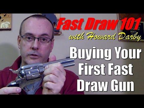 Gunfighter With A Fast Draw   FunnyDog.TV