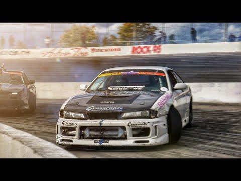 Drift Jam - Sunset Speedway - THROWDOWN ROUND THREE