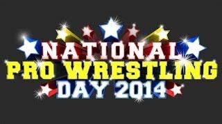National Pro Wrestling Day 2013 - The Baltic Seige vs. The Devastation Corporation