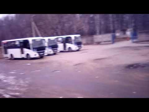 """""""Пазик Рязани"""" К/Ст. Психбольница"""