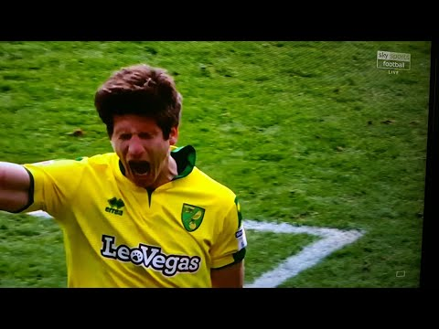 NORWICH CITY GOAL VS IPSWICH TOWN (TIMM KLOSE)