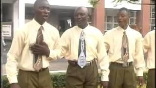 Kwaya Ya Vijana KKKT Mabibo Nijaposema Kwa Lugha