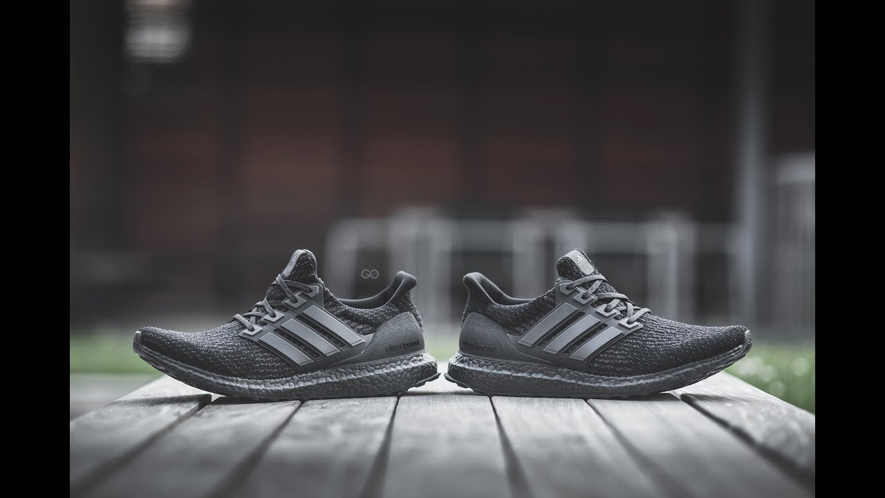 6c5997e89d6f5 ... france review on feet adidas ultra boost 3.0 triple black v2 edaf6  934a9 ...