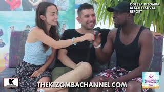 Odessa Kizomba interview on the Kizomba Channel