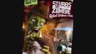 Stubbs The Zombie(Lollipop)