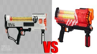 Rival Artemis Vs The New Nerf Rival Hades