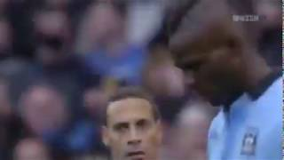 Manchester City 2-3 Manchester United (2012-13) highlights