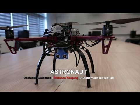 Astronaut - Autonomous Drone for Ship Inspection