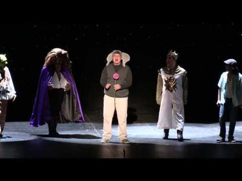 2014 DSM High School Musical Theatre Awards Best Actor Medley