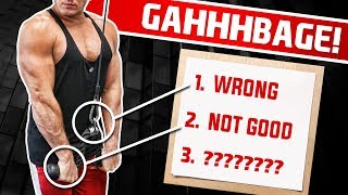 3 Triceps Pushdown Mistakes Everyone Makes | FIX NOW!