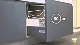 кухни пластик модерн