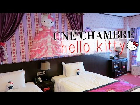 Une Chambre Hello Kitty Youtube