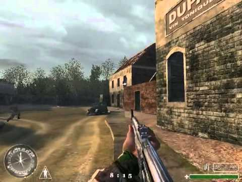 call of duty dawnville demo