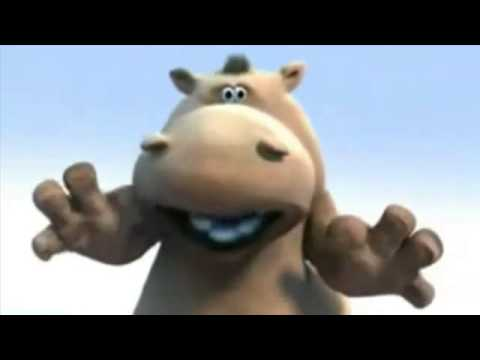 Hippo and Bully   In The Jungle   The Mighty Jungle HQ   YouTube