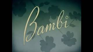Download Opening to Bambi 1994 UK VHS (Reversed Version)