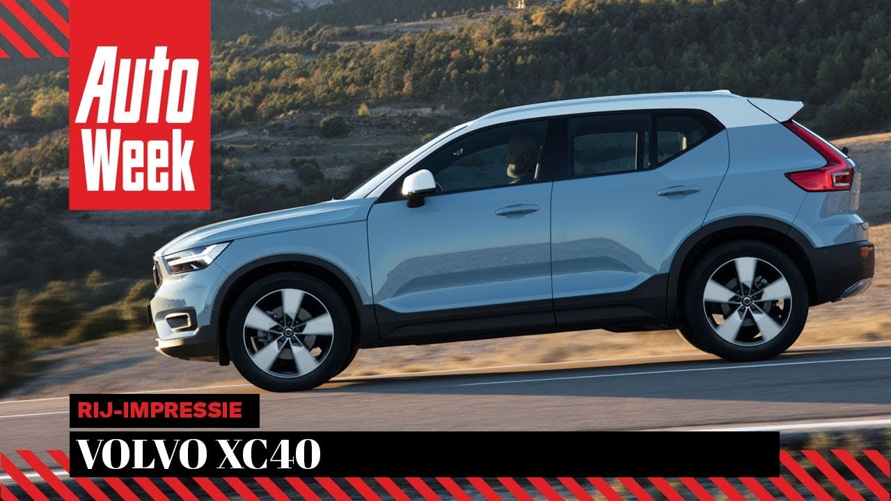 volvo xc40 autoweek review english subtitles youtube. Black Bedroom Furniture Sets. Home Design Ideas