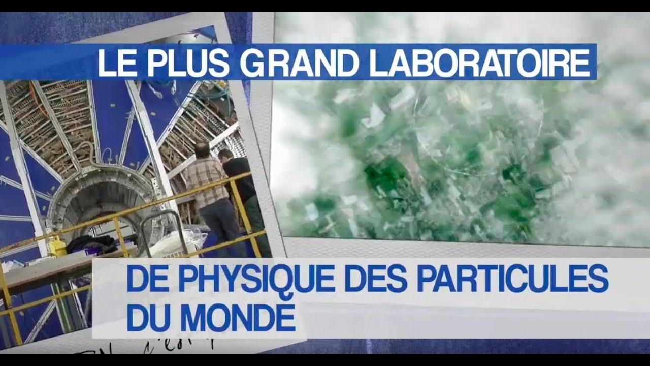 Download Qu'est-ce que le CERN ?