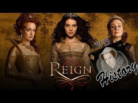 Reign vs History