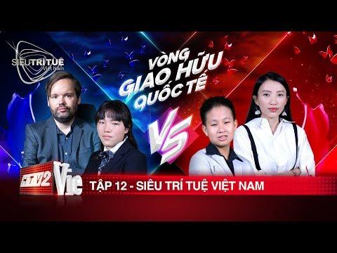 #12 Trấn Thành, Vương Phong vạn phục trước thần đồng chạm trán thần đồng| SIÊU TRÍ TUỆ VIỆT NAM