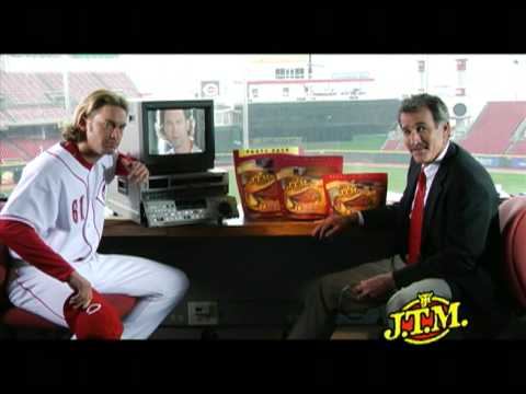 Bronson Arroyo - JTM Booth Commercial