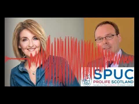 "John Deighan on BBC Radio Scotland: ""the pro-abortion movement wants to shut down conversation..."""
