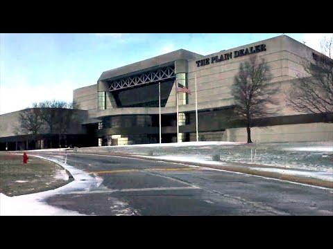 Take a tour of The Plain Dealer production facility