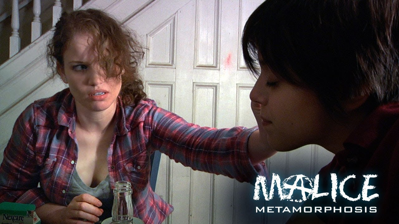 MALICE: Metamorphosis episode 4 (old Abbey) - Alice is mended by the mysterious young woman who shot her.