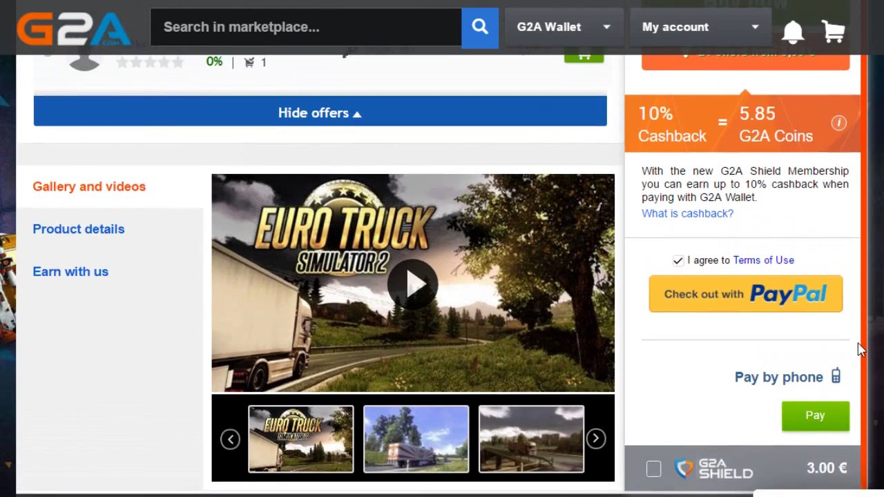 how to buy games from g2a com g2a wallet youtube