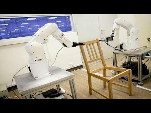 شاهد: كيف تقوم روبوتات إيكيا بتركيب كرسي في ثوان معدودة ؟  - نشر قبل 3 ساعة
